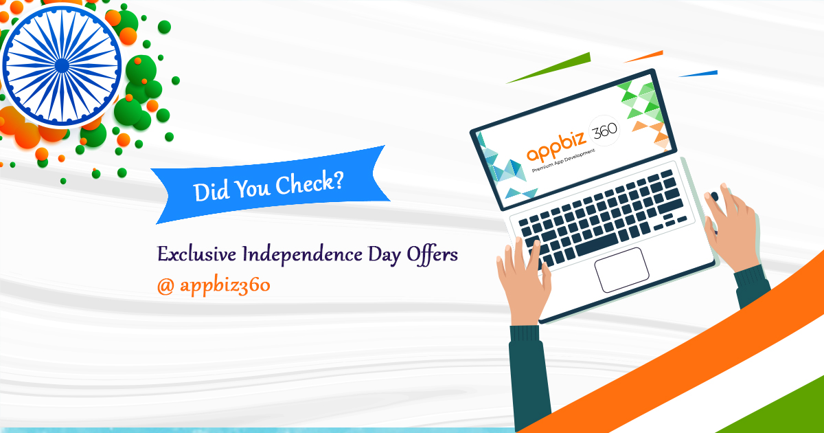 Independence Day Special Offers at appbiz360
