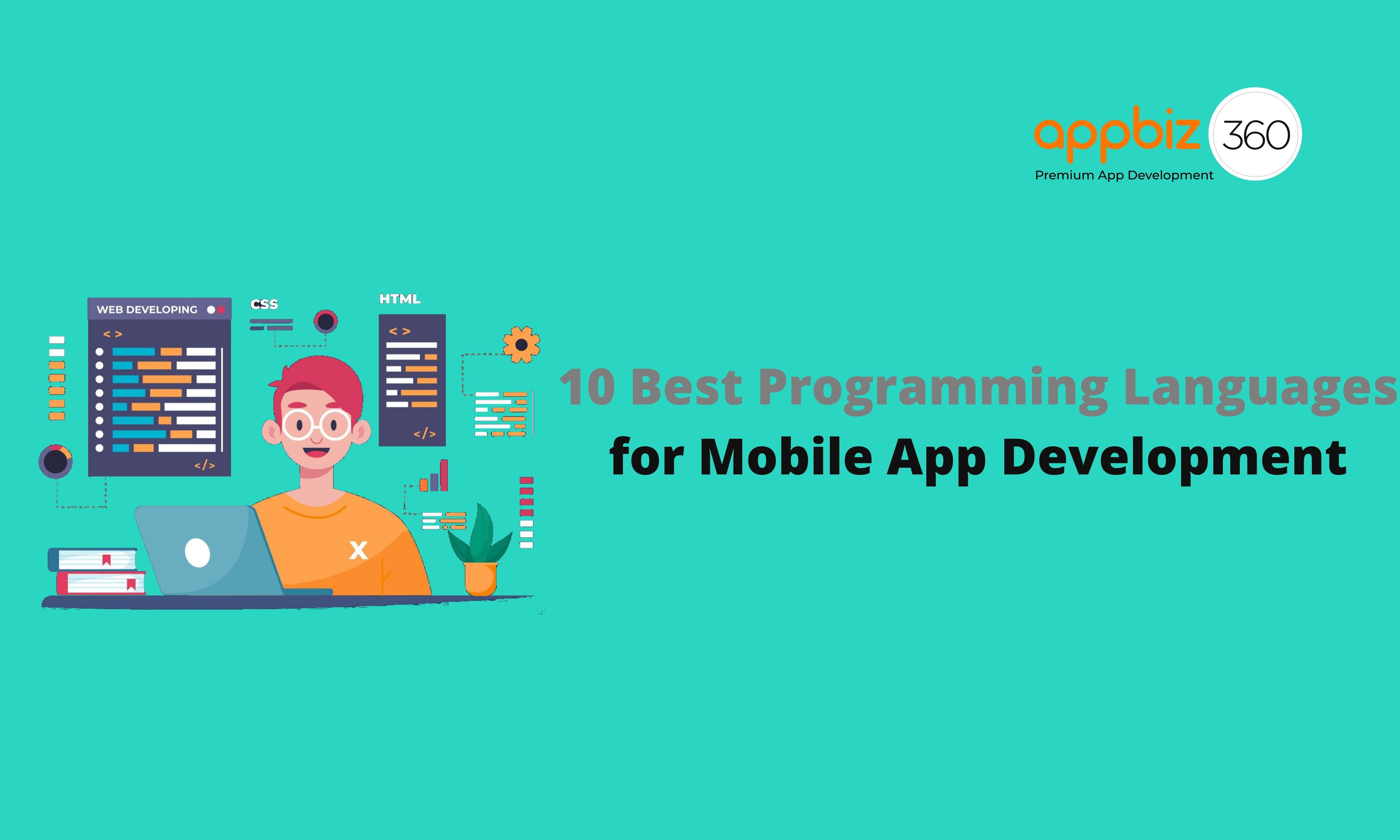 10 Best Programming Languages for Mobile App Development